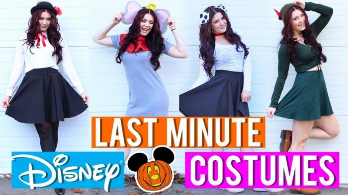 last minute kostüm karneval