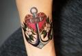 Über 100 Ideen und Inspirationen für ein cooles Anker Tattoo