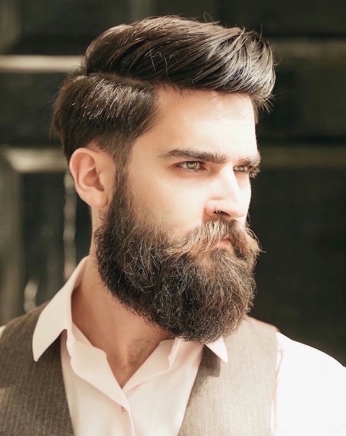 These beard hairstyles are now fully in vogue