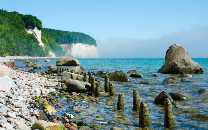 beliebteste urlaubsziele in norddeutschland deutschlands sehenswerte orte stadt am nordsee natur schönheit steine im meer ozean see