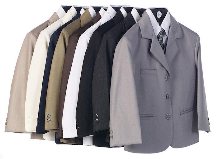 hemd mit krawatte ideen für gentlemen garderobe elegant viele anzüge bunte ideen beige grau weiß schwarz