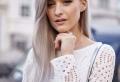 Silberblond – eine trendige Nuance für selbstbewusste Frauen