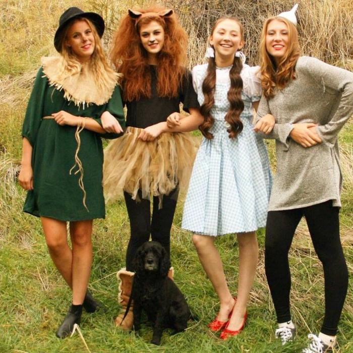 Ihr Lieblingsbuch als Mottoparty Ideen - Der Zauberer aus Oz Kostüm Party
