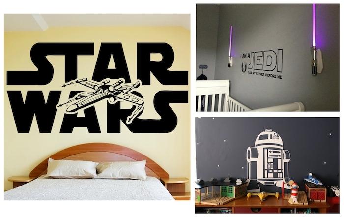 Star Wars Kinderzimmer gestalten - Tipps und einzigartige Bilder!