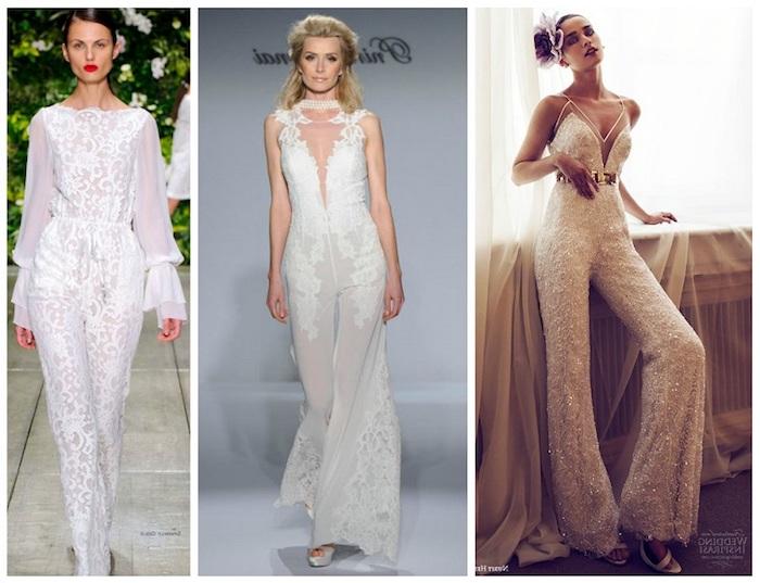 overall damen modelle zum erstaunen weiße damenanzüge damenmode einteiler in weiß mit spitze und stil