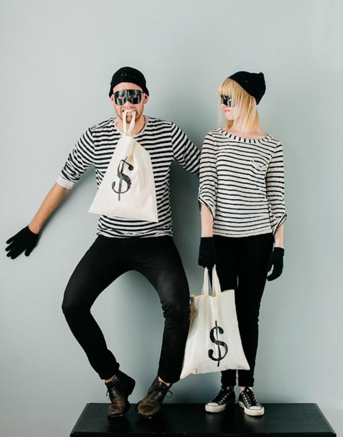 wenn Sie mit ihrer Partnerin, ihrem Partner ein gemeinsames Last Minute Kostüm Fasching haben wollen
