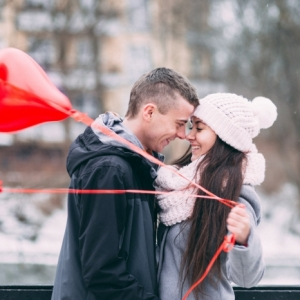 80 Bilder zum Valentinstag, die das Herz berühren