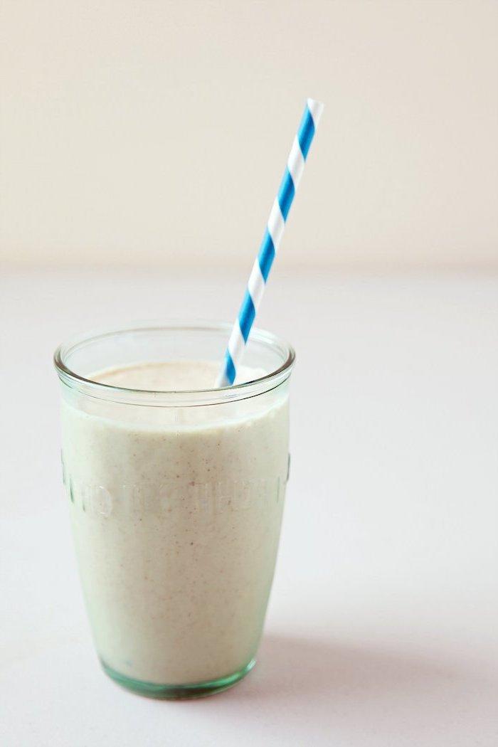 eiweißshake abnehmen, selbstgemachter protein shake zum abnehmen