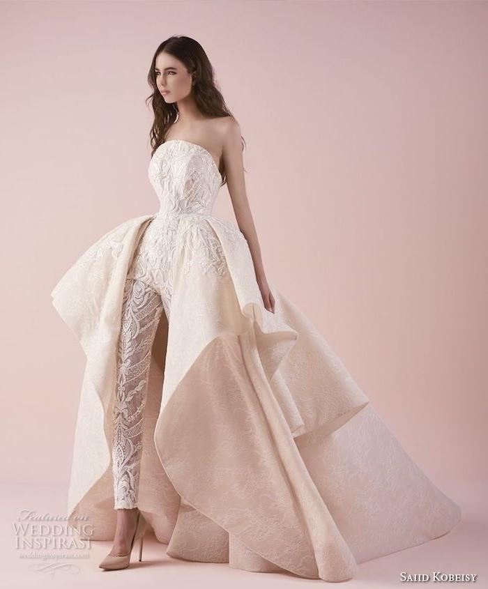 Jumpsuit Wedding: 80 Trendy Ideas For Creative Brides