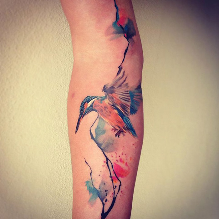 The Most Popular Bird Tattoo Designs And Their Symbolism Tattoo
