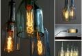 Wir zeigen Ihnen, wie Sie eine Flaschenlampe selber bauen könnten!