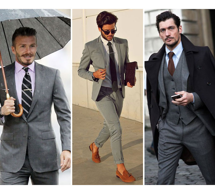 auf kombinieren kombinieren Business LookGrauen Business auf Anzug LookGrauen Anzug dohBrsCtQx