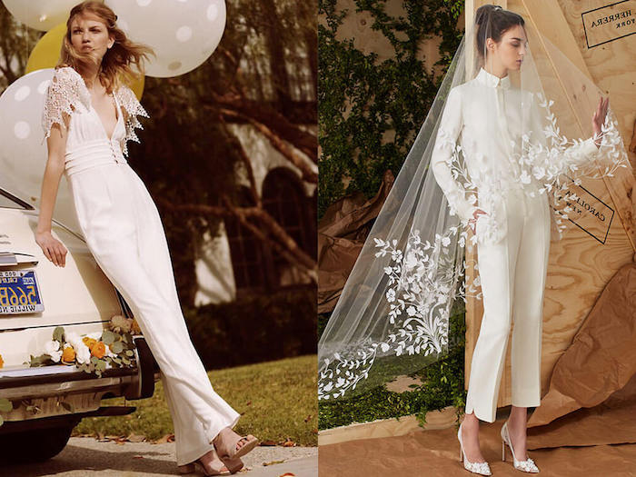 zwei schöne ideen für festlicher jumpsuit einteiler mode für damen mit kreativem geschmack keine grenzen bei der wahl von bekleidung