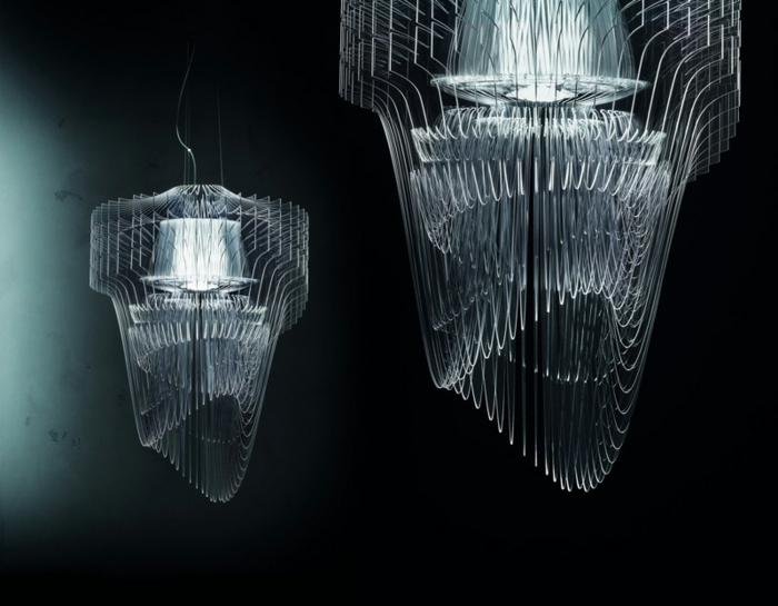 Kronleuchter Modern Gross ~ ▷ ideen zum thema u ekronleuchter modern oder futuristischu c
