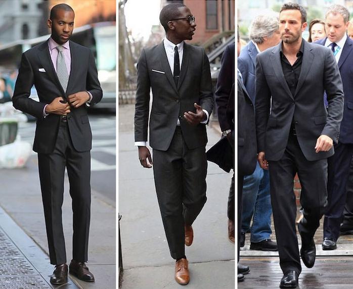 drei moderne anzüge für die herren die immer wieder stilvoll aussehen und erscheinen wollen hollywood mode