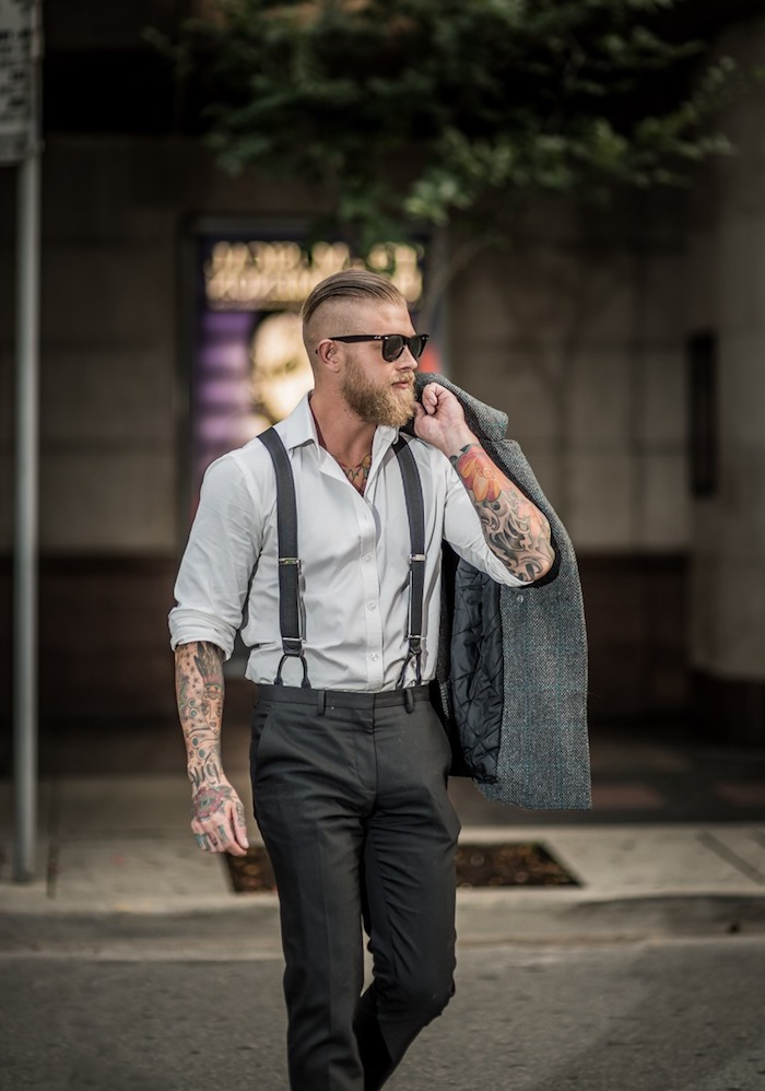 best sneakers 629a0 f73ae ▷ 1001 + Ideen Thema: grauer Anzug welches Hemd passt dazu