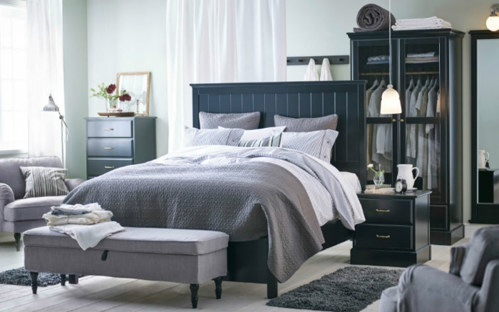 1001 ideen f r skandinavische schlafzimmer einrichtung for Skandinavisches design deko