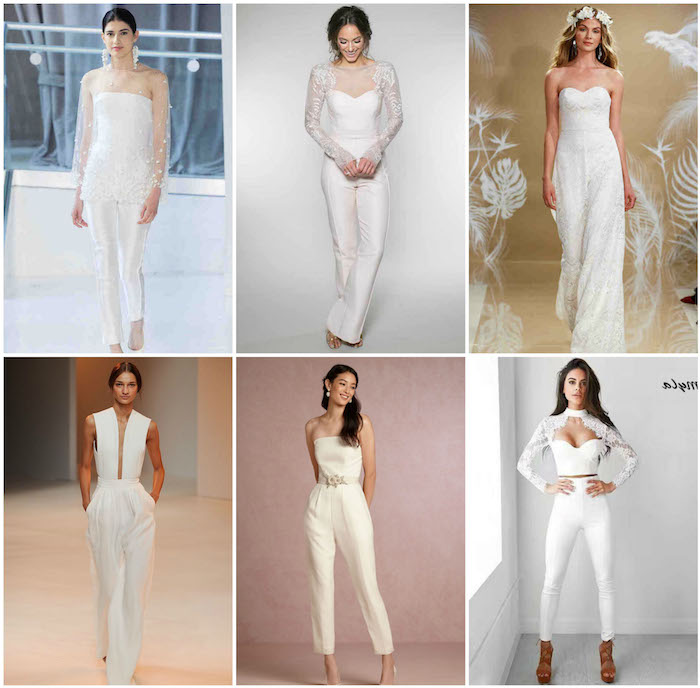 heiß-verkauf freiheit geschickte Herstellung populäres Design ▷ 1001 + Ideen für Jumpsuit Hochzeit - erscheinen Sie in ...