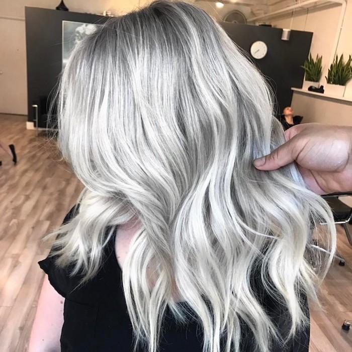 1001 Ideen Fur Silberblond Als Haarfarbe Die Ihnen Inspirieren