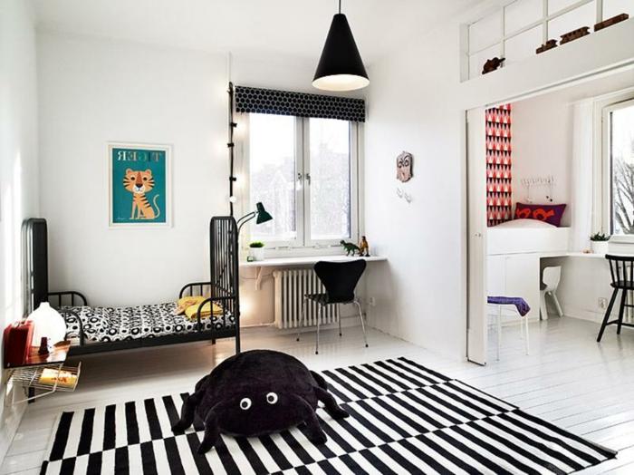 Skandinavischer Wohnstil Dekoration : Ideen für skandinavische schlafzimmer einrichtung