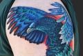 Die populärsten Vogel Tattoo Designs und ihre Symbolik