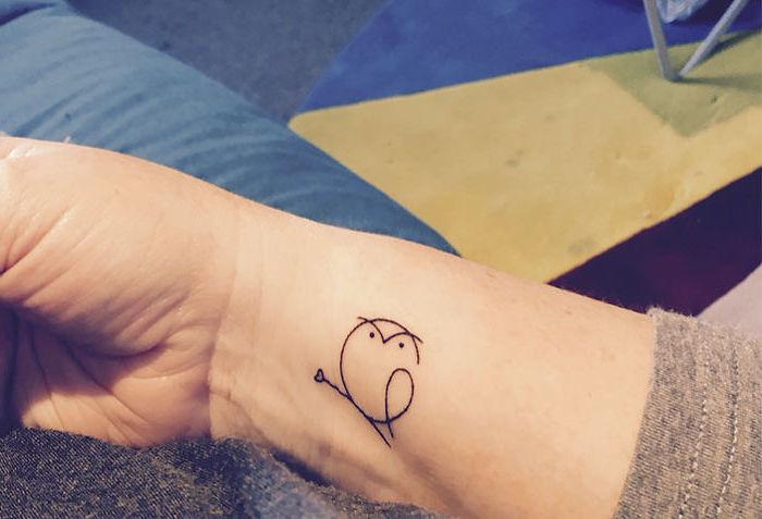 1001 Ideen Für Ein Vogel Tattoo Infos über Ihre Symbolischen