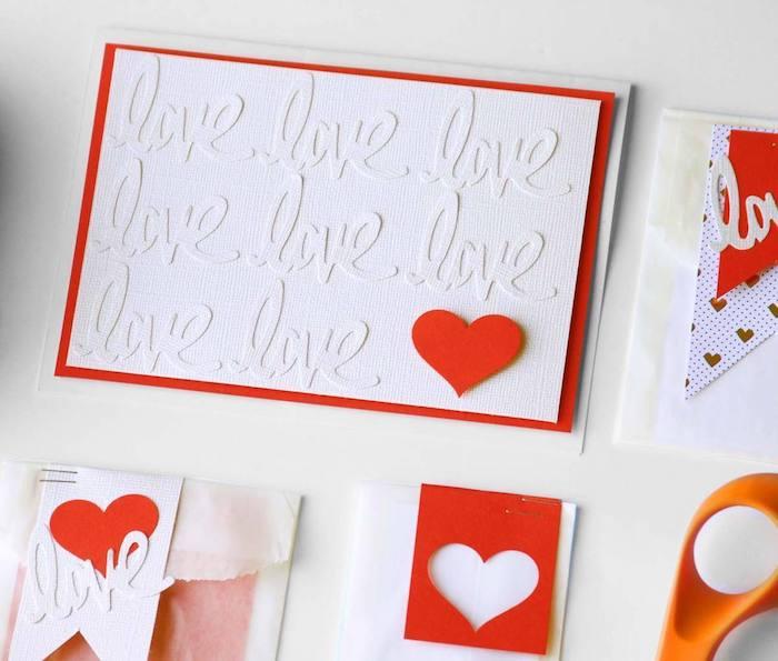 ausgefallene geschenkideen zum selber machen karte postkarte selber kreiern und per post schicken