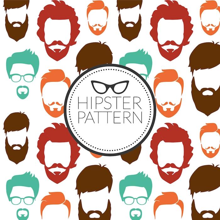 was ist ein hipster ideen zum bart stylen wie die hipster muster variante schnurrbart vollbart lange haare haare stylen