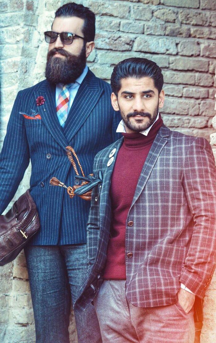 was ist ein hipster die fashion von dem modernen mann wird von den männern aus dem iraqi gentleman club mr erbil coole outfits und looks für männer