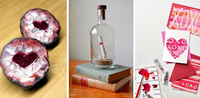 1001 ideen f r valentinstag geschenke selber machen. Black Bedroom Furniture Sets. Home Design Ideas
