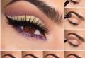 Braune Augen schminken – nützliche Tipps und Tricks