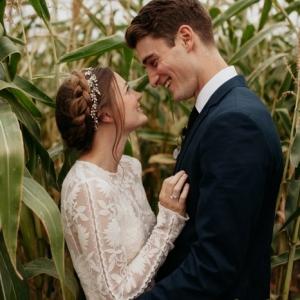 Über 50 Flechtfrisuren Hochzeit für den glücklichsten Tag