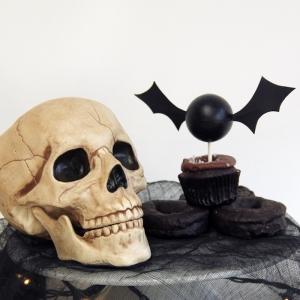 Fledermaus basteln - eine der besten Halloween-Bastelideen