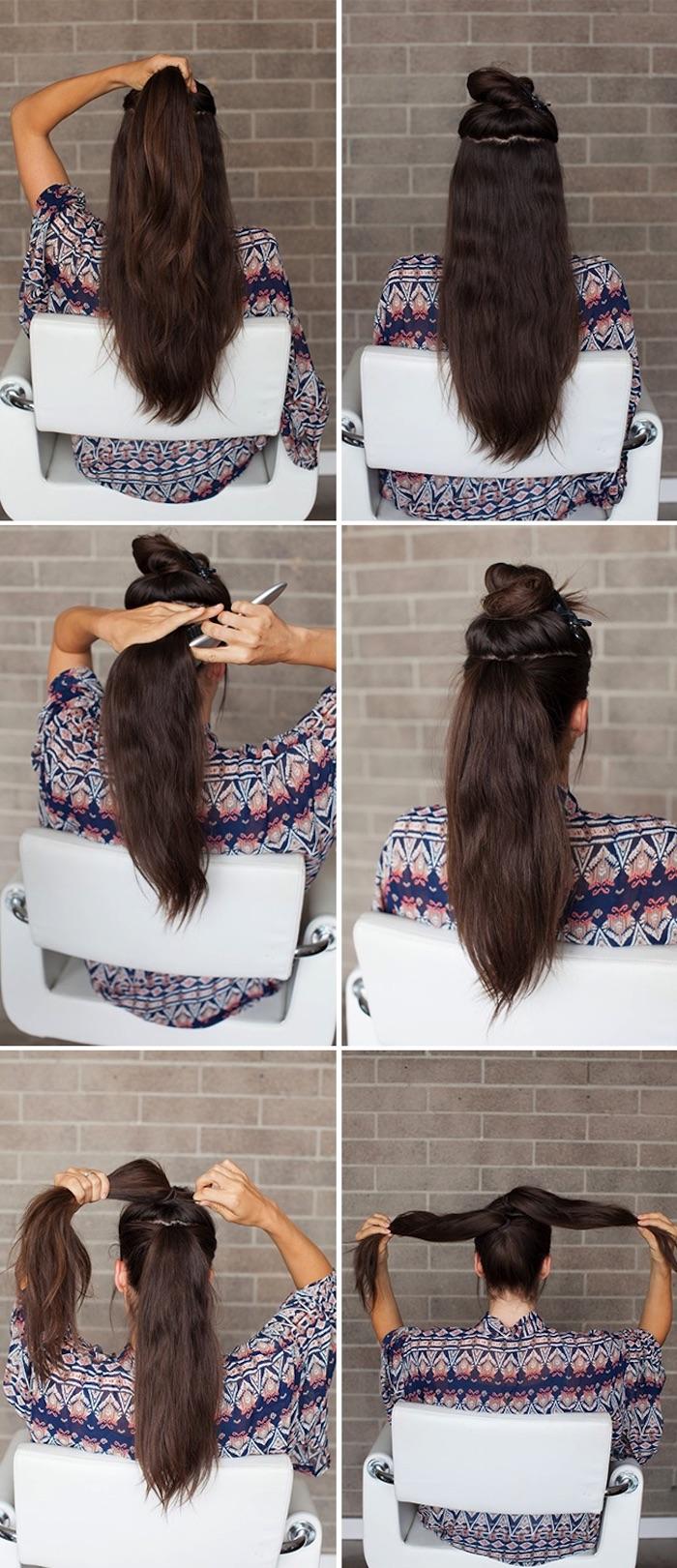 Haarspange für dutt