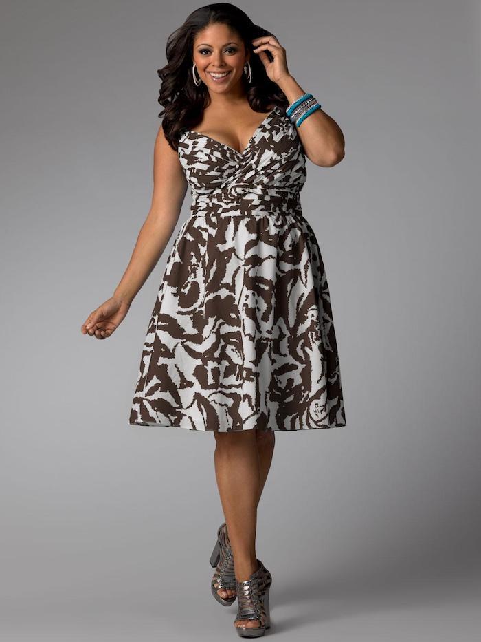knielanges kleid elegante kleider für hochzeit dame plus size und super elegant schönes outfit
