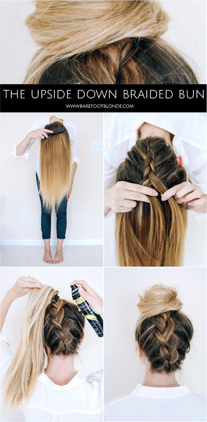 Schulterlange Haare Hochstecken Alltag Frisuren Manner