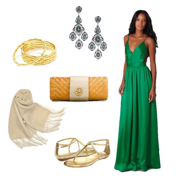 grünes kleid hochzeitskleider gast elegant und trendy accessoires für sommer hochzeitsaccessoires