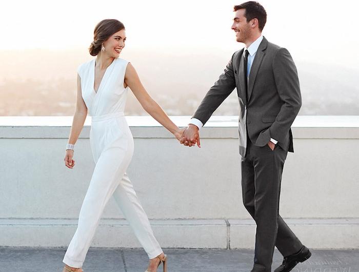 1001 Ideen Fur Jumpsuit Hochzeit Erscheinen Sie In Gutem Stil