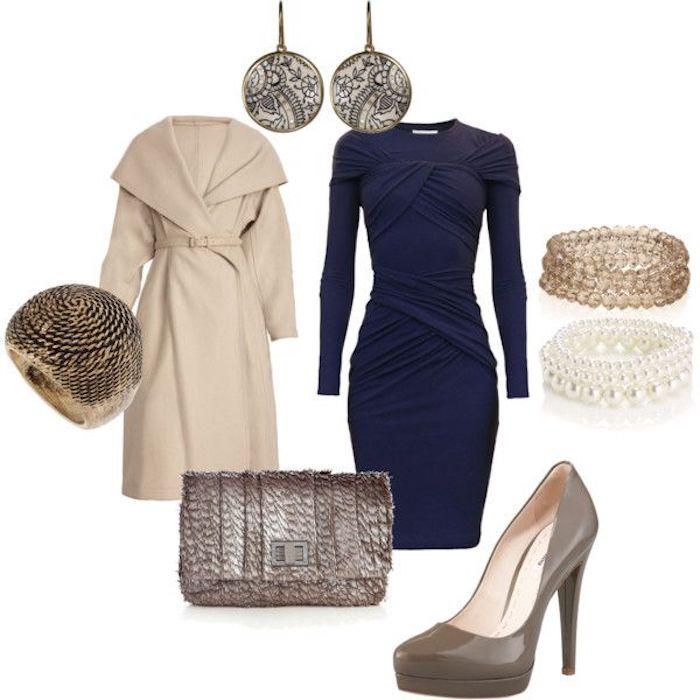 kleid oder hosenanzug damen hochzeit outfits zum nachmachen ideen für kleidung und accessoires