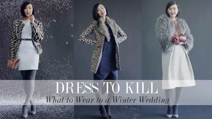 winter outfit hosenanzug damen hochzeit oder kleid winterliche modelle elegant und komfortabel