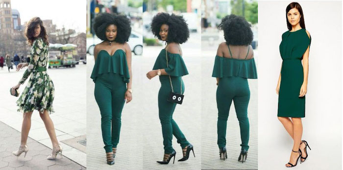 glrüne kleider für hochzeit hochzeitskleidung ideen für die schicken damen damenmode