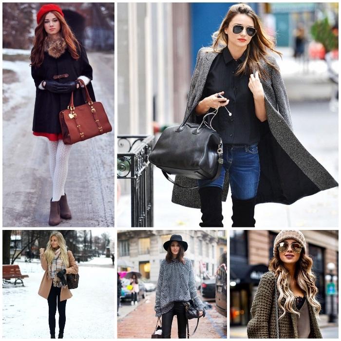 komplette outfits damen, frauenmode, miranda kerr, schwarzes hemd in kombination mit jeans und langen stiefel