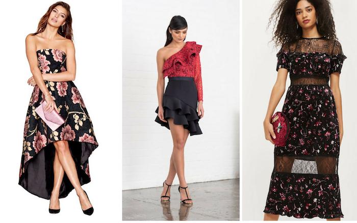 lange kleider für hochzeitsgäste elegante looks für die damen die zu einer hochzeit eingeladen sind