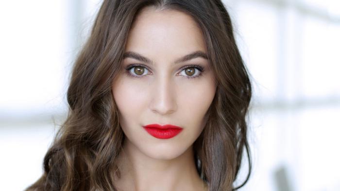1001 Ideen Für Make Up Mit Rotem Lippenstift Für Die Feiertage