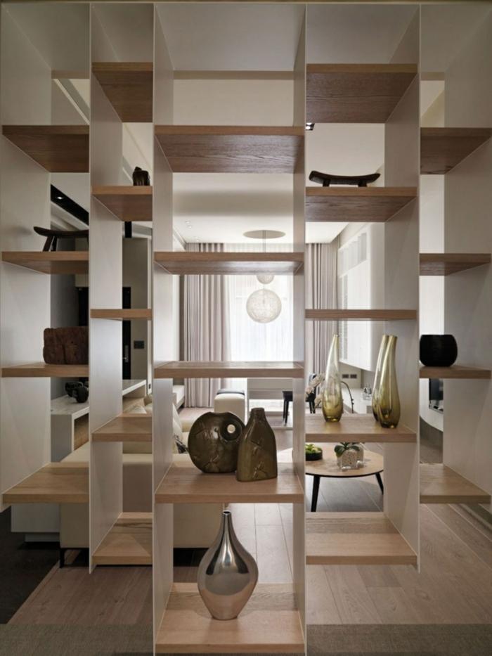 70 ausgefallene raumteiler ideen fr ihr zuhause - Raumteiler Ideen