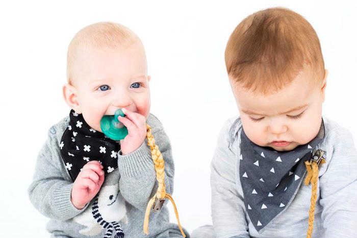 Baby Foto Ideen ▷ 1001 + ideen, wie sie eine schnullerkette basteln