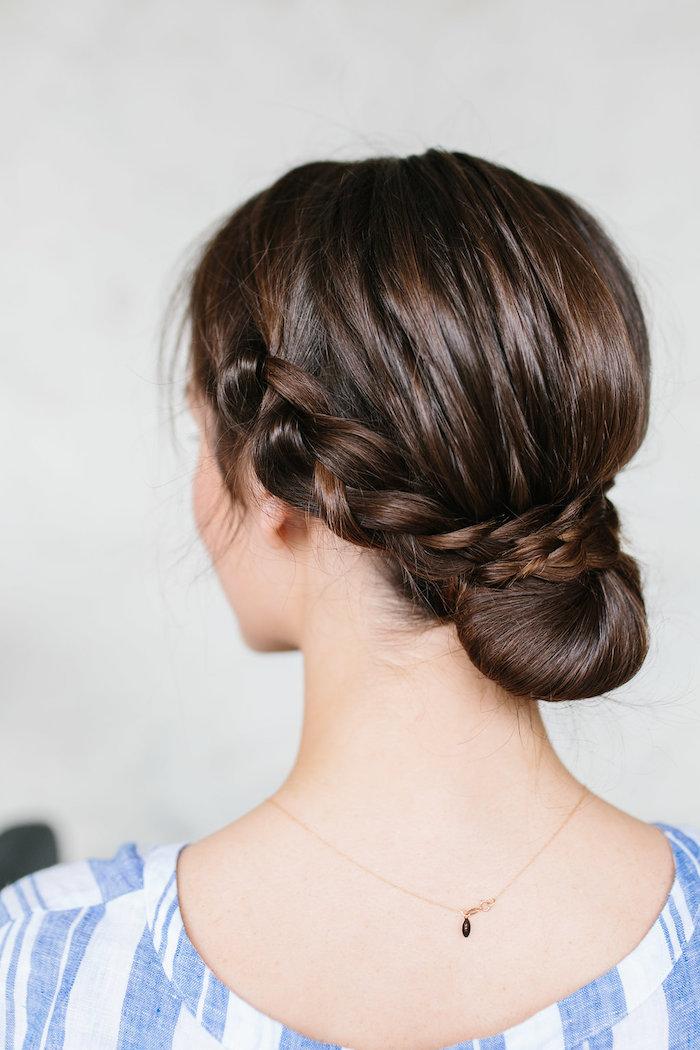 1001 Inspirierende Ideen Fur Einfache Frisuren Fur Den Alltag