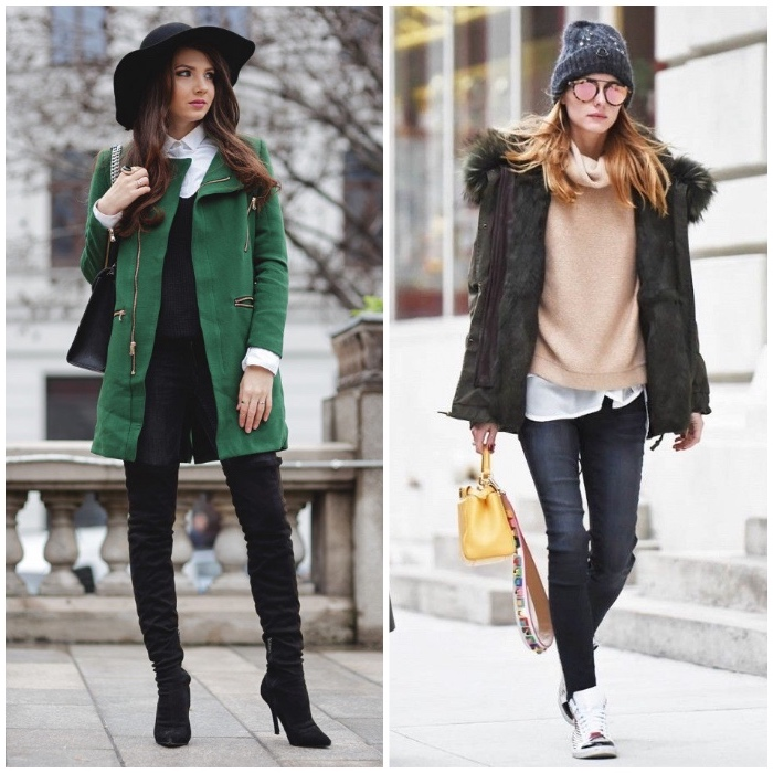 Winter Outfit Ladies 2018 Styling Tips And Outfit Inspirations