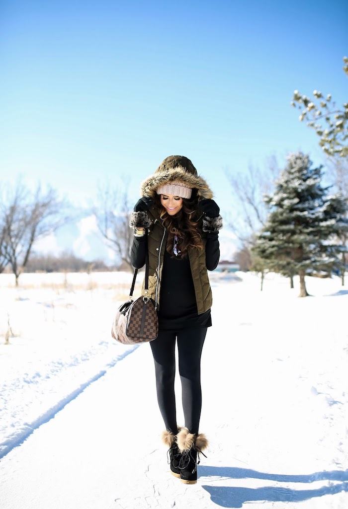 1001 Ideen Fur Ein Schickes Winter Styling Winter Outfit