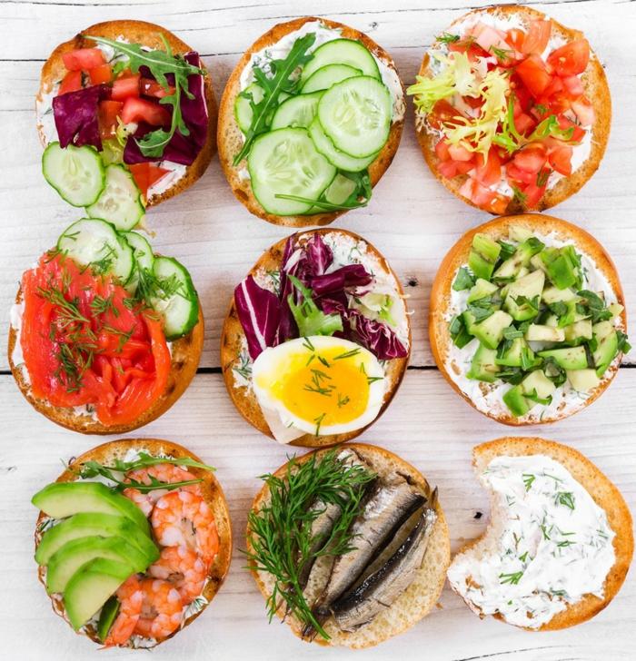 abnehmen leicht gemacht gesunde rezepte zum abnehmen sandwiches mit großem proteingehalt zum mitnehmen